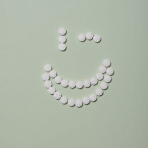 200 Tandenpoets-tabs in Fles