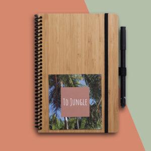 Eindeloos Notitieboek (Uitwisbaar)