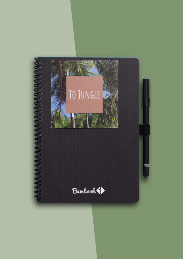 Eindeloos Notitieboek softcover