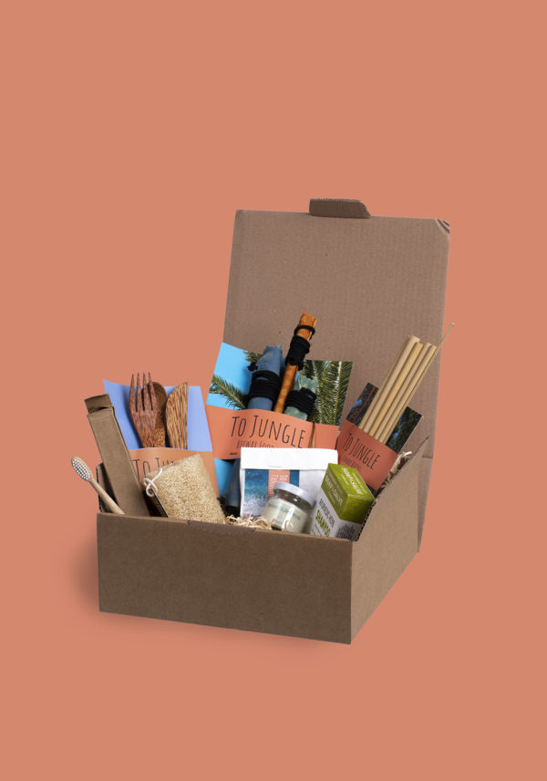 Jungle Kickstarter Kit pakket foto