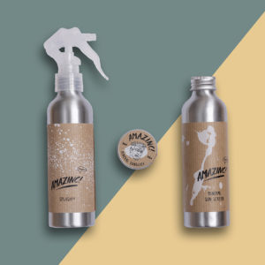 Amazinc Splash! Aftersun Reef Safe 150 ml