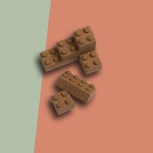To Jungle Bricks Eco Toy Bricks gemaakt van kurk